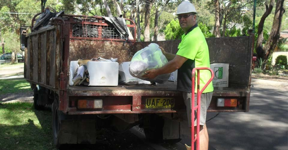 Construction Waste Cleaning